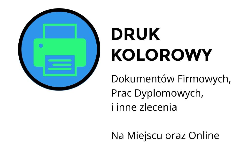 Druk Kolorowy ul. Staszica