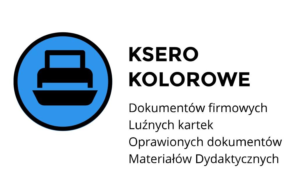 Ksero Kolorowe ul. Siemieradzkiego