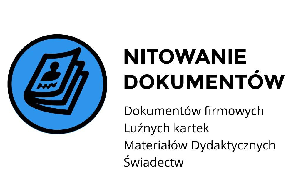 Nitowanie papieru ul. Siemieradzkiego