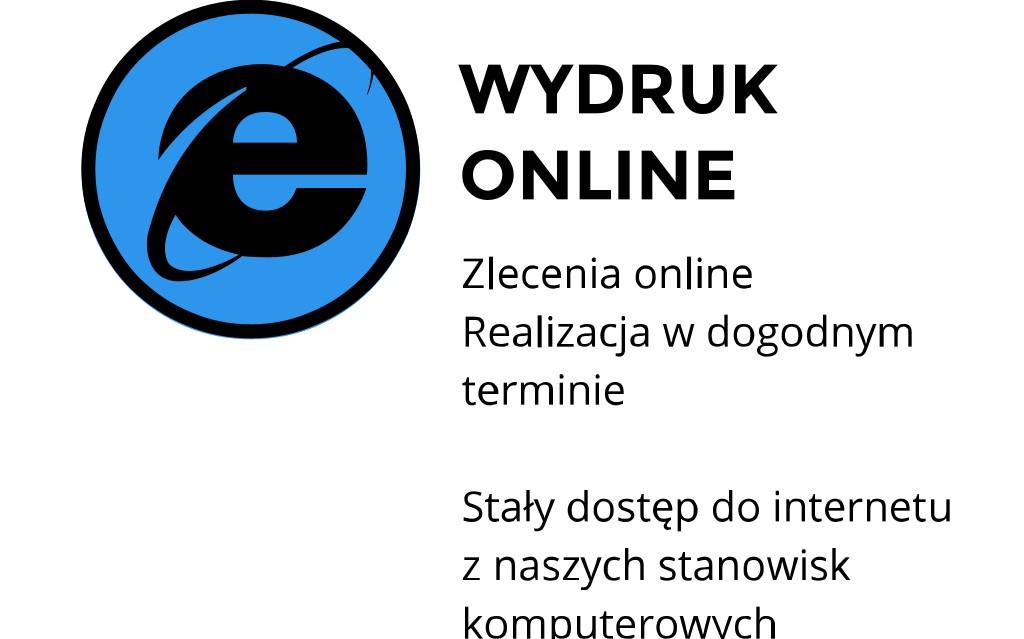 Wydruk online ul. Czarnowiejska