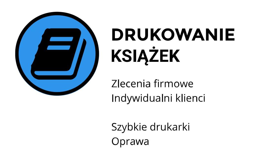 Drukowanie ksiazek ul. Łobzowska, Kraków