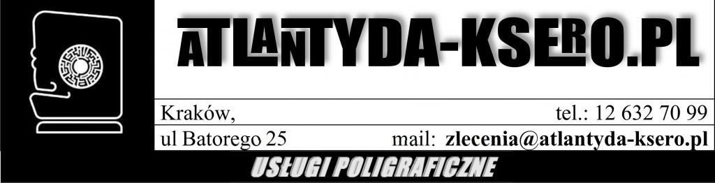 Drukowanie na kopercie ul. Długa, Kraków