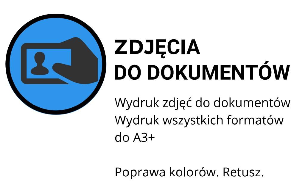 Drukowanie zdjęć do dokumentów ul. Szlak, Kraków