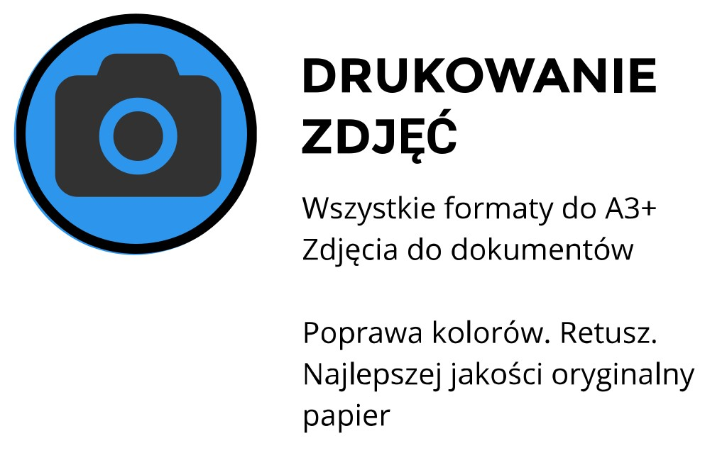 Drukowanie zdjęć ul. Łobzowska, Kraków