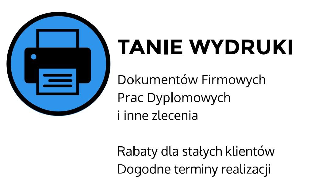 Tanie wydruki ul. Łobzowska, Kraków