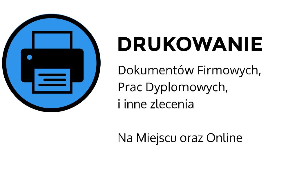 drukarnia centrum droga Do Zamku