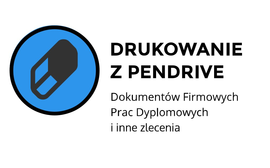 drukowanie z pendriva Kraków Staszica