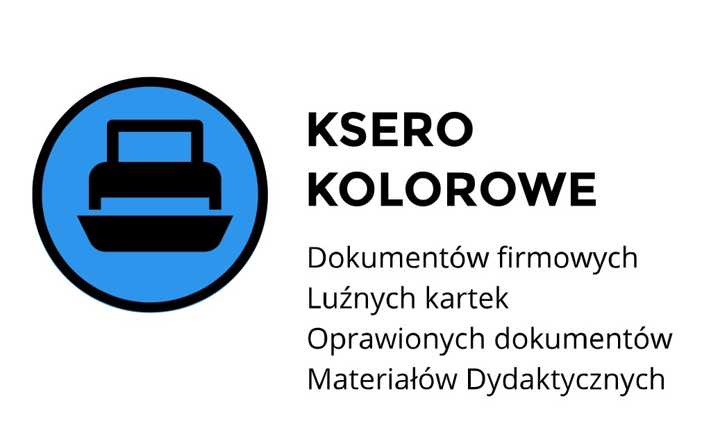 ksero kolorowe Kraków Staszica
