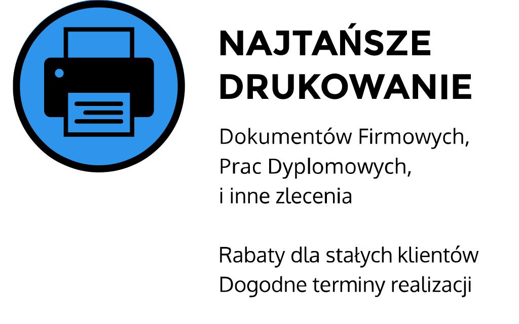 najtańszy druk Smoleńsk