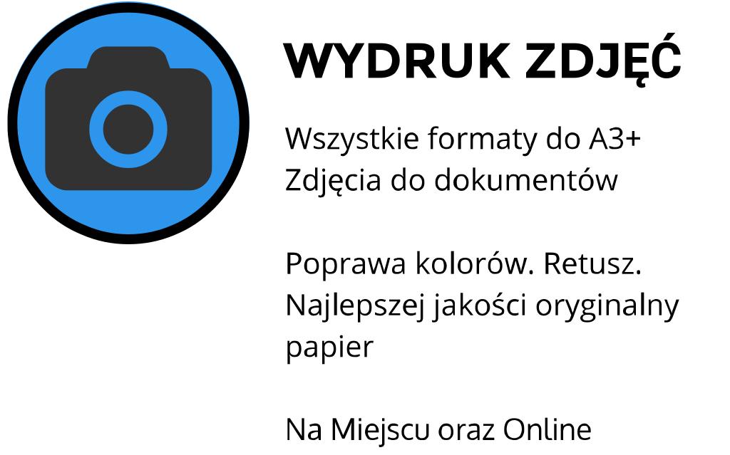 wywolywanie zdjec Smoleńsk